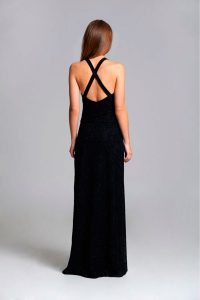 vestido-largo-negro-brillante-(1)